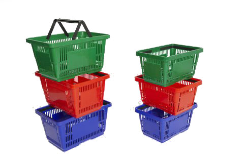22 Litre Shopping Baskets pack of 25